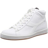 Chaussures Homme Baskets montantes Diadora GAME P HIGH BIANCHE Blanc