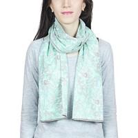 Accessoires textile Femme Echarpes / Etoles / Foulards Baisers Salés Echarpe légère Laguna Aqua