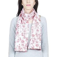 Accessoires textile Femme Echarpes / Etoles / Foulards Baisers Salés Echarpe légère Sana Rouge