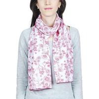 Accessoires textile Femme Echarpes / Etoles / Foulards Baisers Salés Echarpe légère Sana Bordeaux