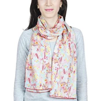 Accessoires textile Femme Echarpes / Etoles / Foulards Baisers Salés Echarpe légère Fauna Multicolore