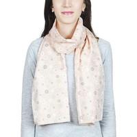 Accessoires textile Femme Echarpes / Etoles / Foulards Baisers Salés Echarpe légère Rueda Beige