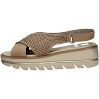 Chaussures Femme Sandales et Nu-pieds CallagHan 22704 BEIGE