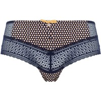 Sous-vêtements Femme Shorties & boxers Morgan Shorty imprimé étoile Victoria Marron