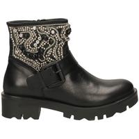 Chaussures Femme Bottines Tosca Blu KIRUNA c99-nero