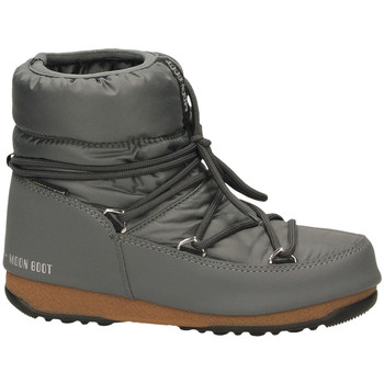 Chaussures Femme Bottes ville Moon Boot W.E. LOW N grisc-grigio-scuro
