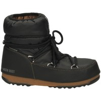 Chaussures Femme Bottes ville Moon Boot W.E. LOW N nebro-nero-bronzo