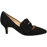 Chaussures Femme Escarpins L'arianna CAMOSCIO nero-nero