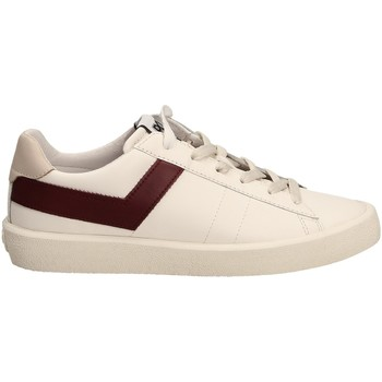 Chaussures Femme Baskets basses Pony TOPSTAR 704 clagr-bianco-mattone