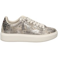 Chaussures Femme Baskets basses Lotto IMPRESSIONS CRACK W whisi-bianco-argento