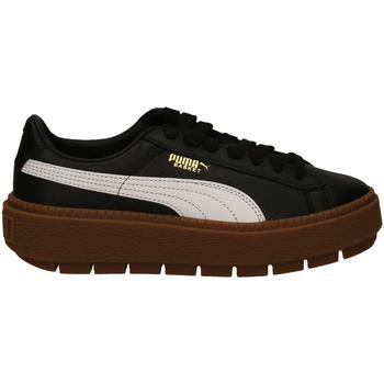 Chaussures Femme Baskets basses Puma PLATFORM TRACE L WNS blawh-nero-bianco