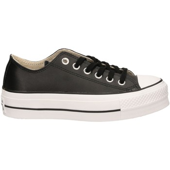 Chaussures Femme Baskets basses All Star CTAS LIFT CLEAN OX blawh-nero-bianco