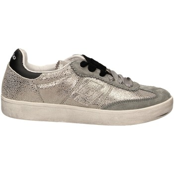 Chaussures Femme Baskets basses Lotto BRASIL SELECT CRACK silmt-argento