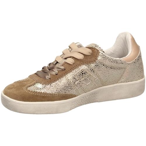 Lotto Brasil Select Crack Brzdm-bronzo - Livraison Gratuite- Chaussures Baskets Basses Femme 64