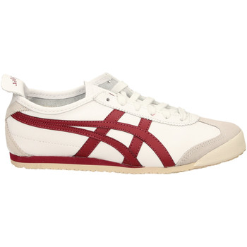Chaussures Femme Baskets basses Onitsuka Tiger MEXICO 66 whibu-bianco-bordeaux