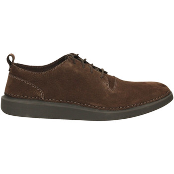 Chaussures Homme Boots Clarks HALE LACE dbrwn-marrone-scuro