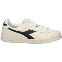 Chaussures Homme Baskets basses Diadora GAME L LOW WAXED bibmc-bianco-blu