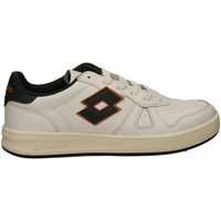 Chaussures Homme Baskets basses Lotto SIGNATURE whogr-bianco-verde