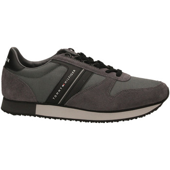 Chaussures Homme Baskets basses Tommy Hilfiger NEW ICONIC dkgre-grigio-scuro