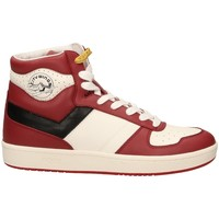 Chaussures Homme Baskets montantes Pony CITY WINGS 284 clreb-rosso-bianco