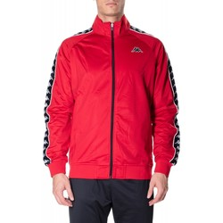 Vêtements Homme Sweats Kappa BANDA ANNISTON SLIM c52-nero-rosso