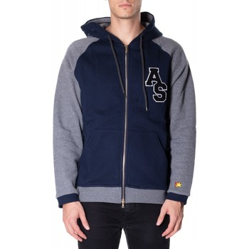 Vêtements Homme Sweats Atlantic Star Apparel FELPA col-2-blu-grigio