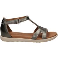 Chaussures Femme Sandales et Nu-pieds Clarks UN REISEL MARA pewte-peltro