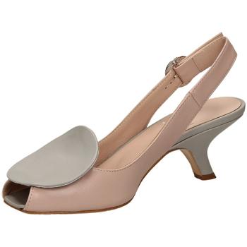Chaussures Femme Sandales et Nu-pieds Mivida NAPPA argen-argento