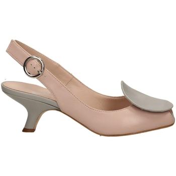 Chaussures Femme Sandales et Nu-pieds Mivida NAPPA light-rosa-grigio