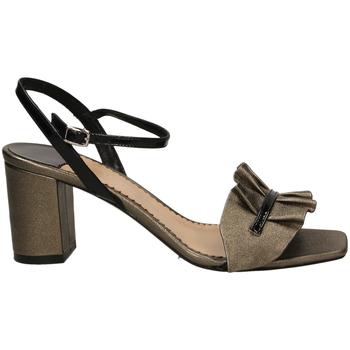 Chaussures Femme Sandales et Nu-pieds The Seller BERG.WASH cfune-grigio-nero