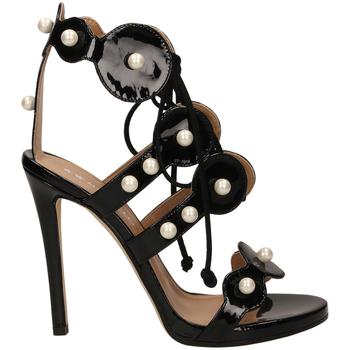 Chaussures Femme Sandales et Nu-pieds Marc Ellis VERNICE nero-nero