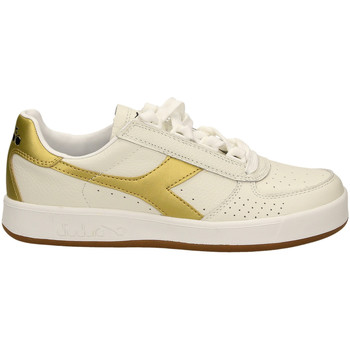 Chaussures Femme Baskets basses Diadora B.ELITE L biaor-bianco-oro