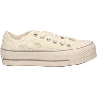 Chaussures Femme Baskets basses All Star CTAS CLEAN LIFT OX whimo-bianco-grigio