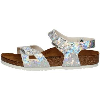 Chaussures Fille Sandales et Nu-pieds Birkenstock 1008095 ARGENT