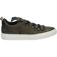 Chaussures Homme Baskets basses Barracuda  milit-verde-militare