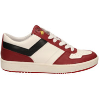 Chaussures Homme Baskets basses Pony CITY WINGS c7-bianco-rosso