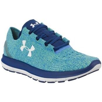 Chaussures Femme Running / trail Under Armour W Speedform Slingride Bleu