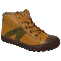 Chaussures Garçon Boots Bellamy flex jaune