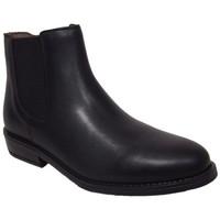 Chaussures Fille Boots Bellamy susan454 Noir