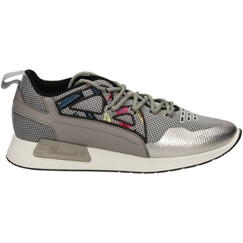 Chaussures Homme Baskets basses Barracuda  grigi-grigio