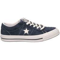 Chaussures Homme Baskets basses All Star ONE STAR OX navwh-blu-bianco