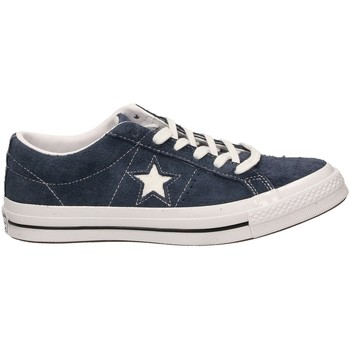 Chaussures Homme Baskets basses Converse ONE STAR OX navwh-blu-bianco