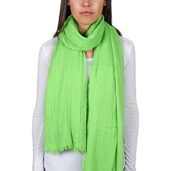 bc0c01c87c5dc Echarpe accessoires mode femme vert - Livraison Gratuite | Spartoo !