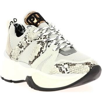 Chaussures Femme Baskets basses Meline ve402 blanc