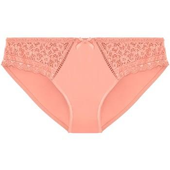 Sous-vêtements Femme Culottes & slips Pommpoire Culotte pêche clair Elena Rose