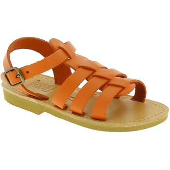 Chaussures Enfant Sandales et Nu-pieds Attica Sandals PERSEPHONE CALF ORANGE arancio