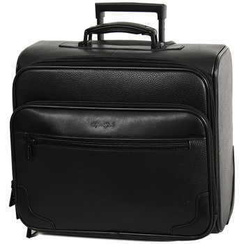 Sacs Homme Porte-Documents / Serviettes Gerard Henon Trolley MANHATTAN 5962 Noir