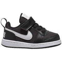 Chaussures Enfant Baskets basses Nike Court Borough Low PE Noir