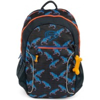 Sacs Enfant Sacs à dos Stones and Bones Sac à dos  motif Dinosaurs bleu 2 poches Multicolor