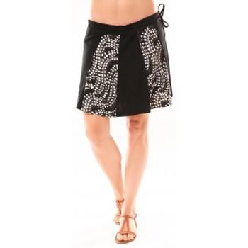 Vêtements Femme Jupes Bamboo's Fashion Jupe BA1547 Gris Gris